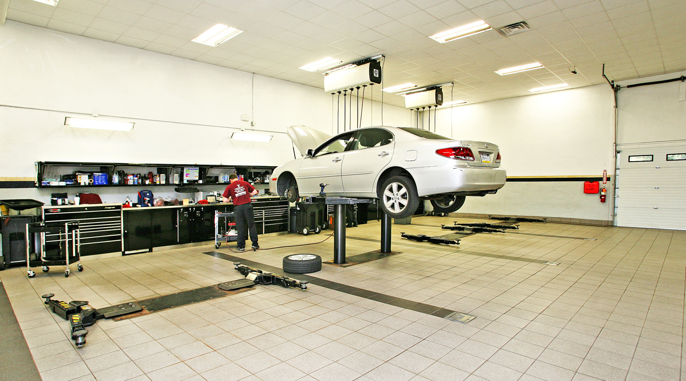 Penn Valley Constructors, Inc. - Automotive Projects