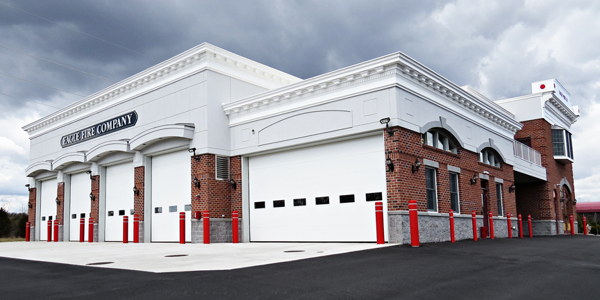 Eagle Fire Company, New Hope PA