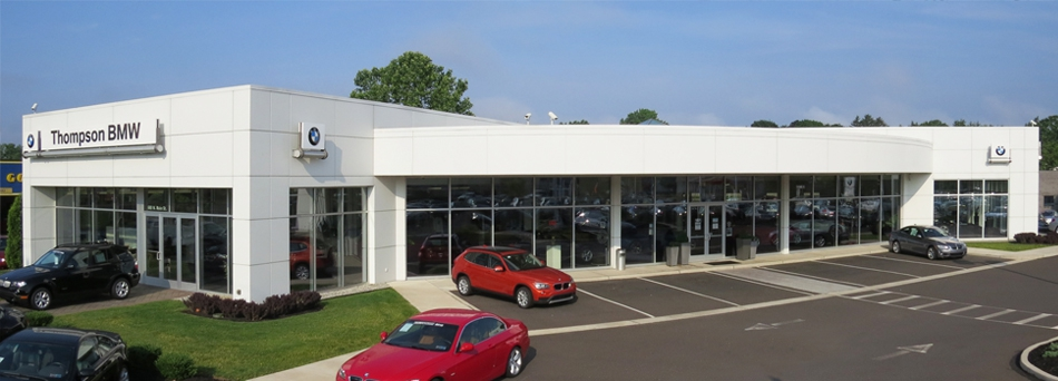 Thompson BMW, Doylestown PA