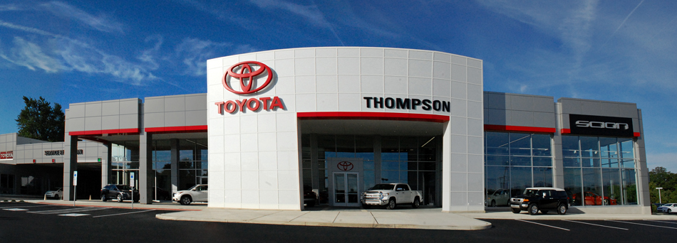 Thompson Toyota, Doylestown PA