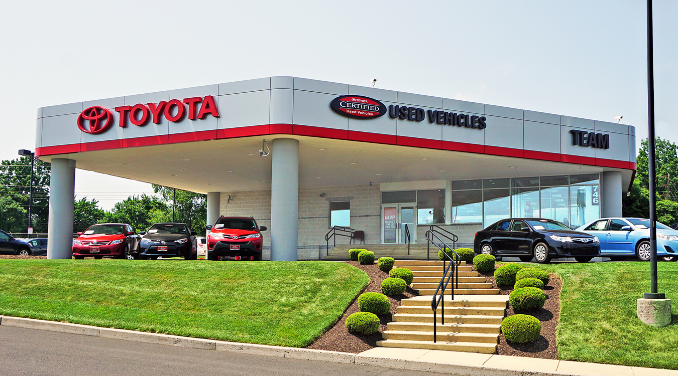 Faulkner Toyota Trevose >> Penn Valley Constructors, Inc. - Automotive Projects